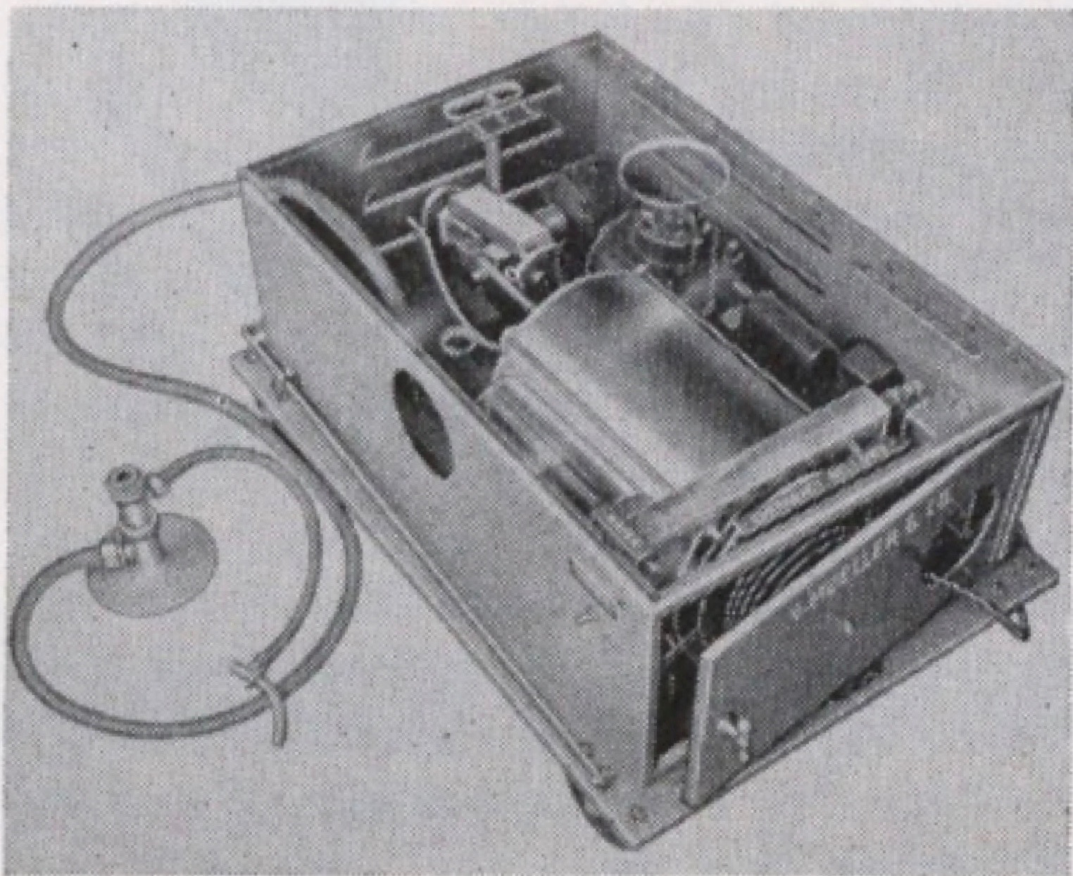 Morch Respirator