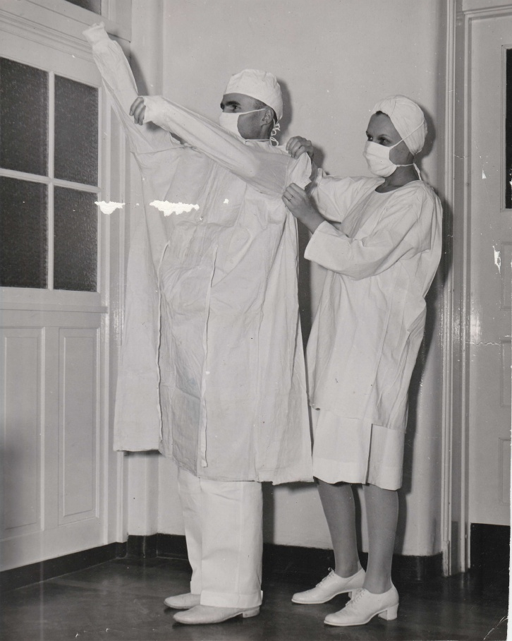 1940s Protective Gear