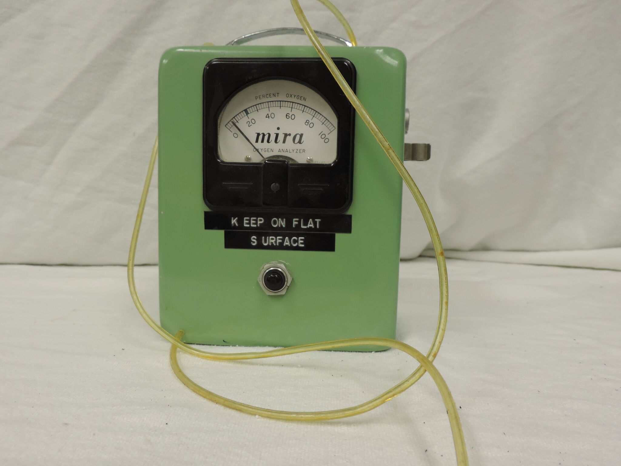 Mira Oxygen Analyzer