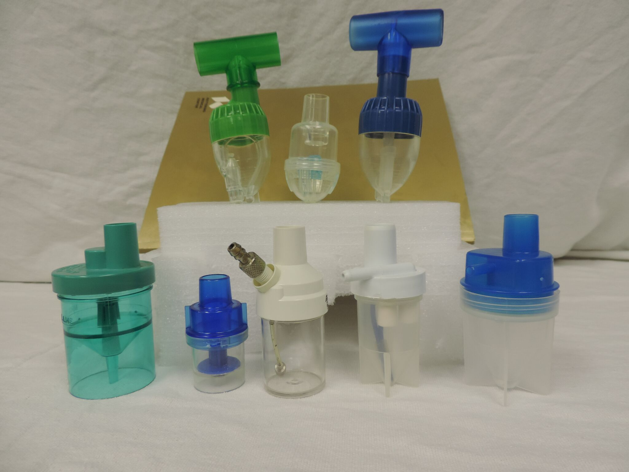 Assorted Small Volume Nebulizers