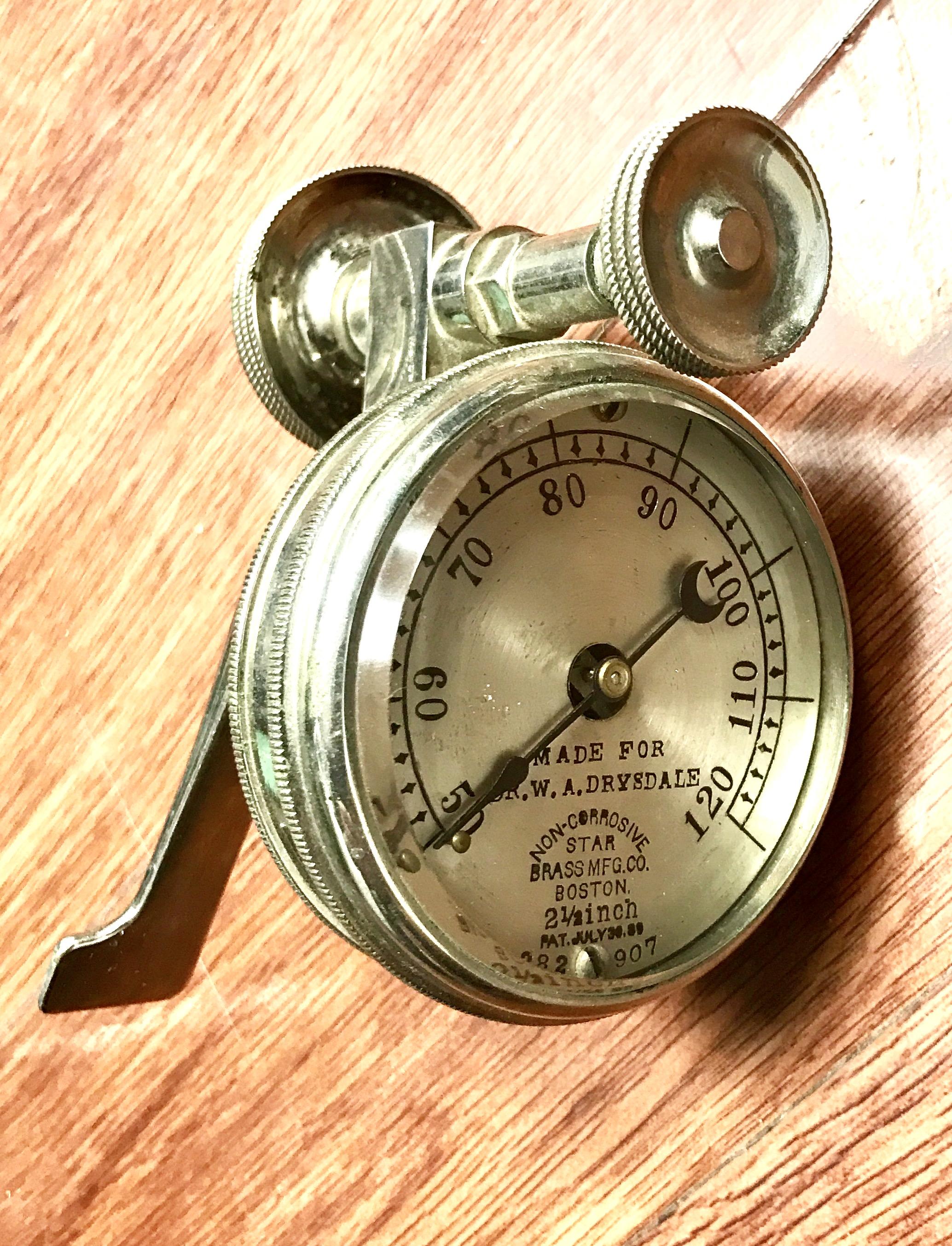 1913 Test Gauge