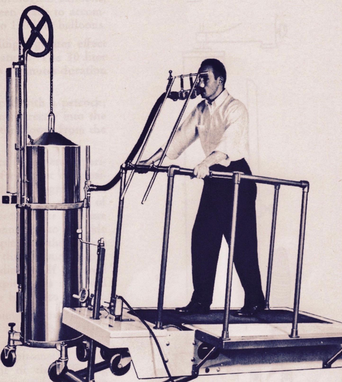 Collins Tissot Gasometer