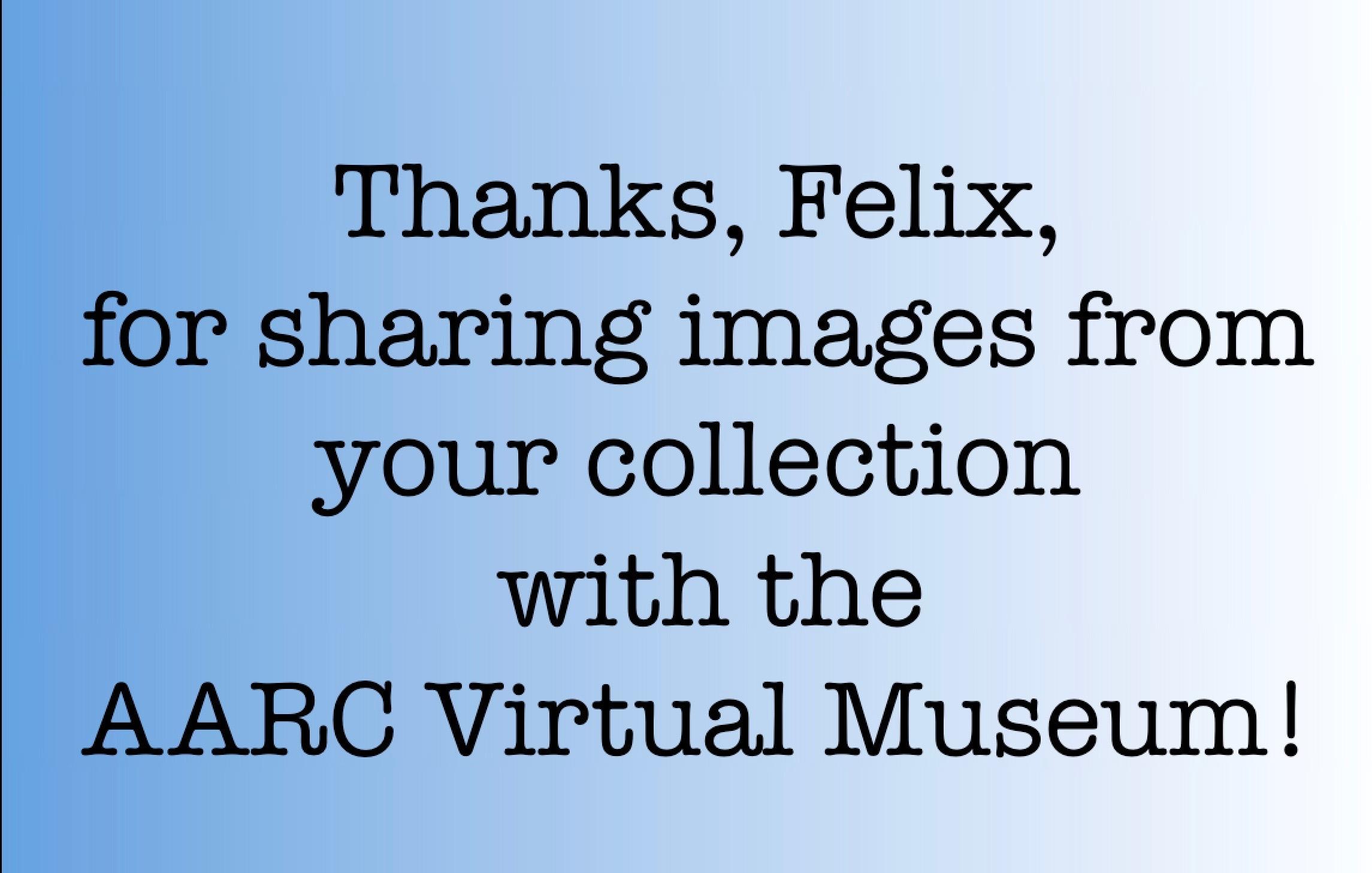 Thanks, Felix!