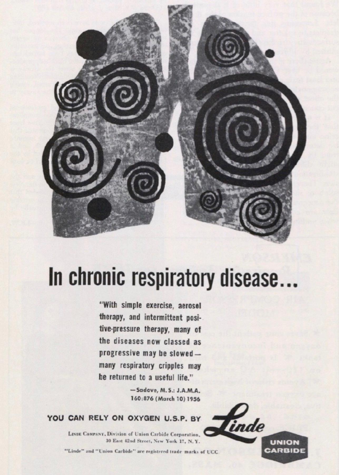 Linde Oxygen ad