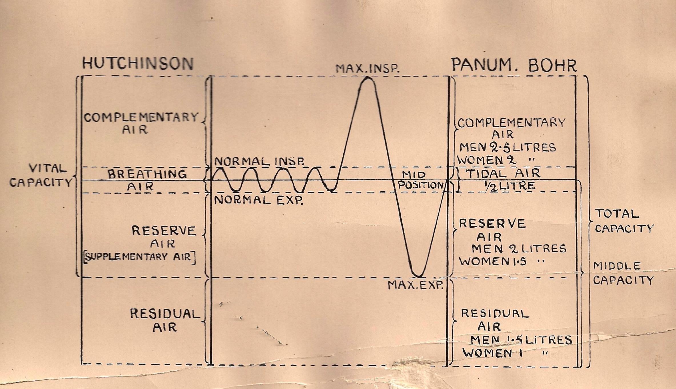1924 Spirogram