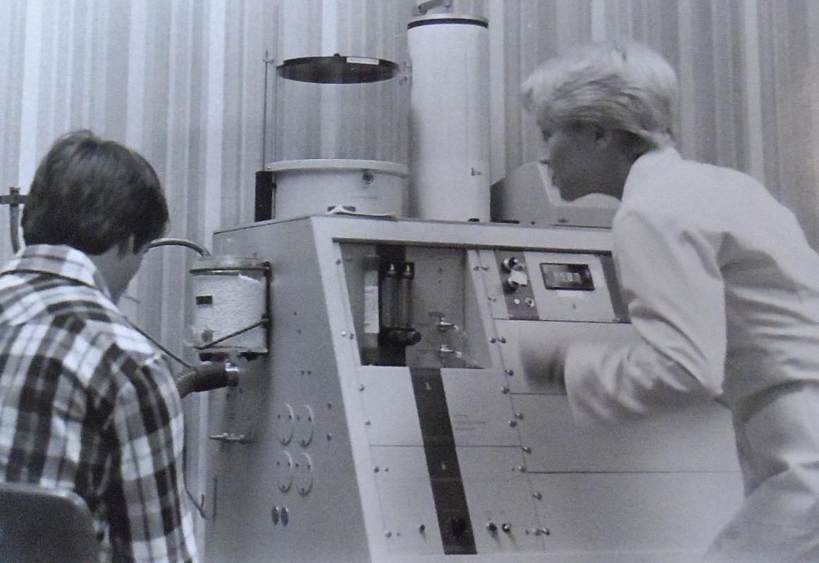 1970s Spirometry