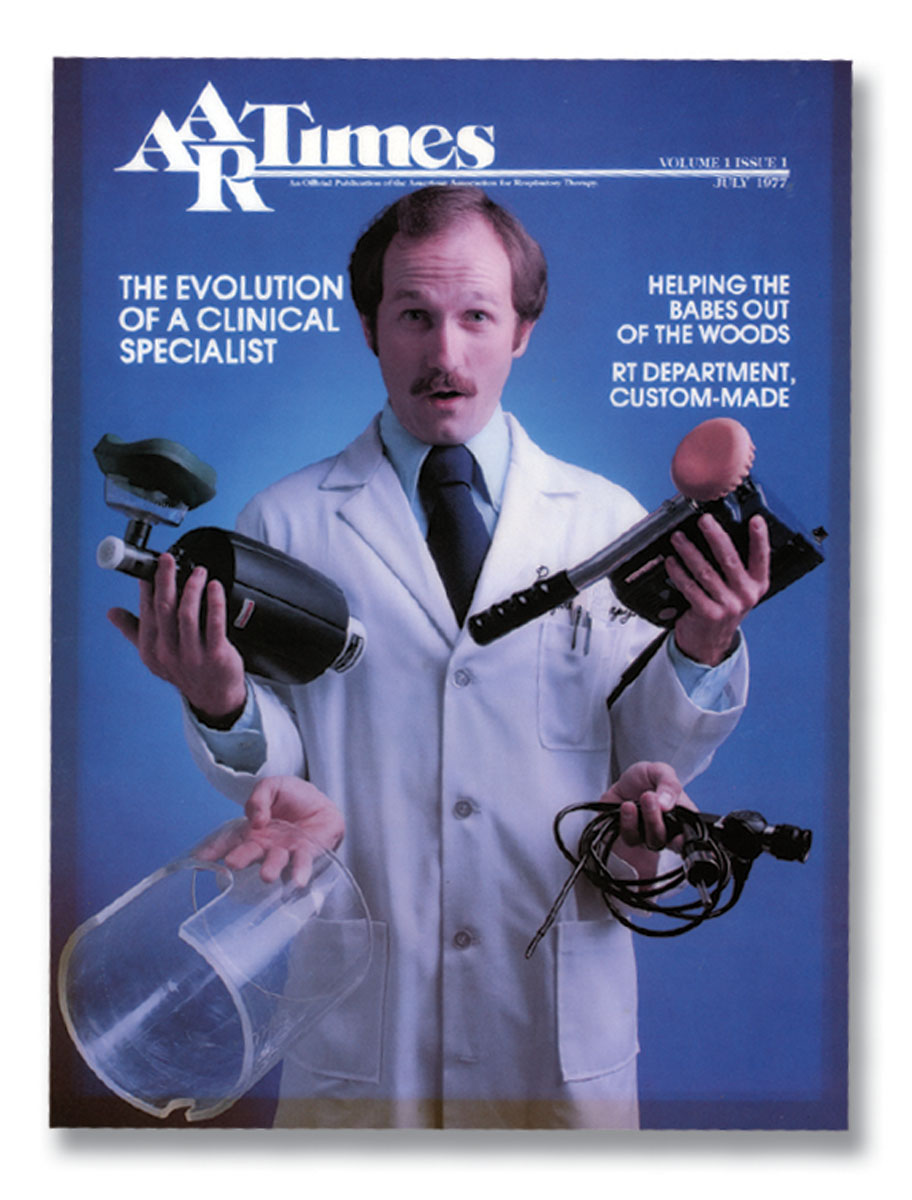 1977 AARTimes Began Publication