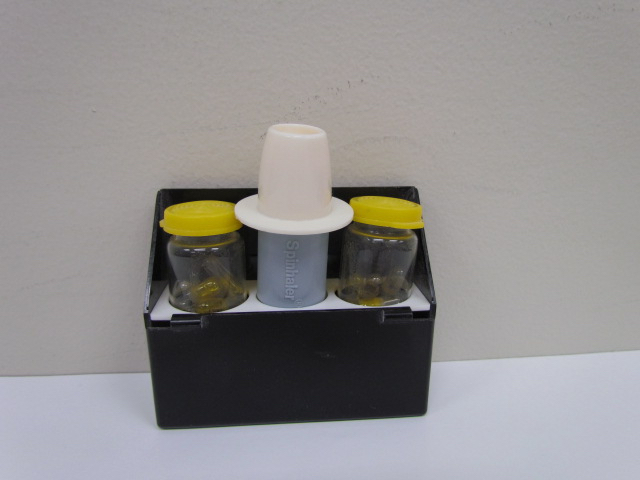 Intal Capsules and Spinhaler