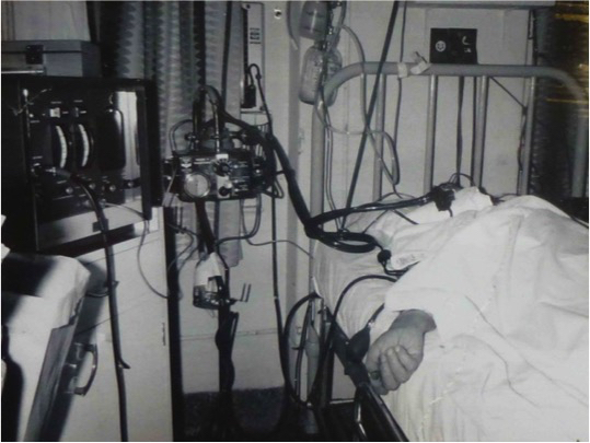 1960s Bird Mark 7  in ICU