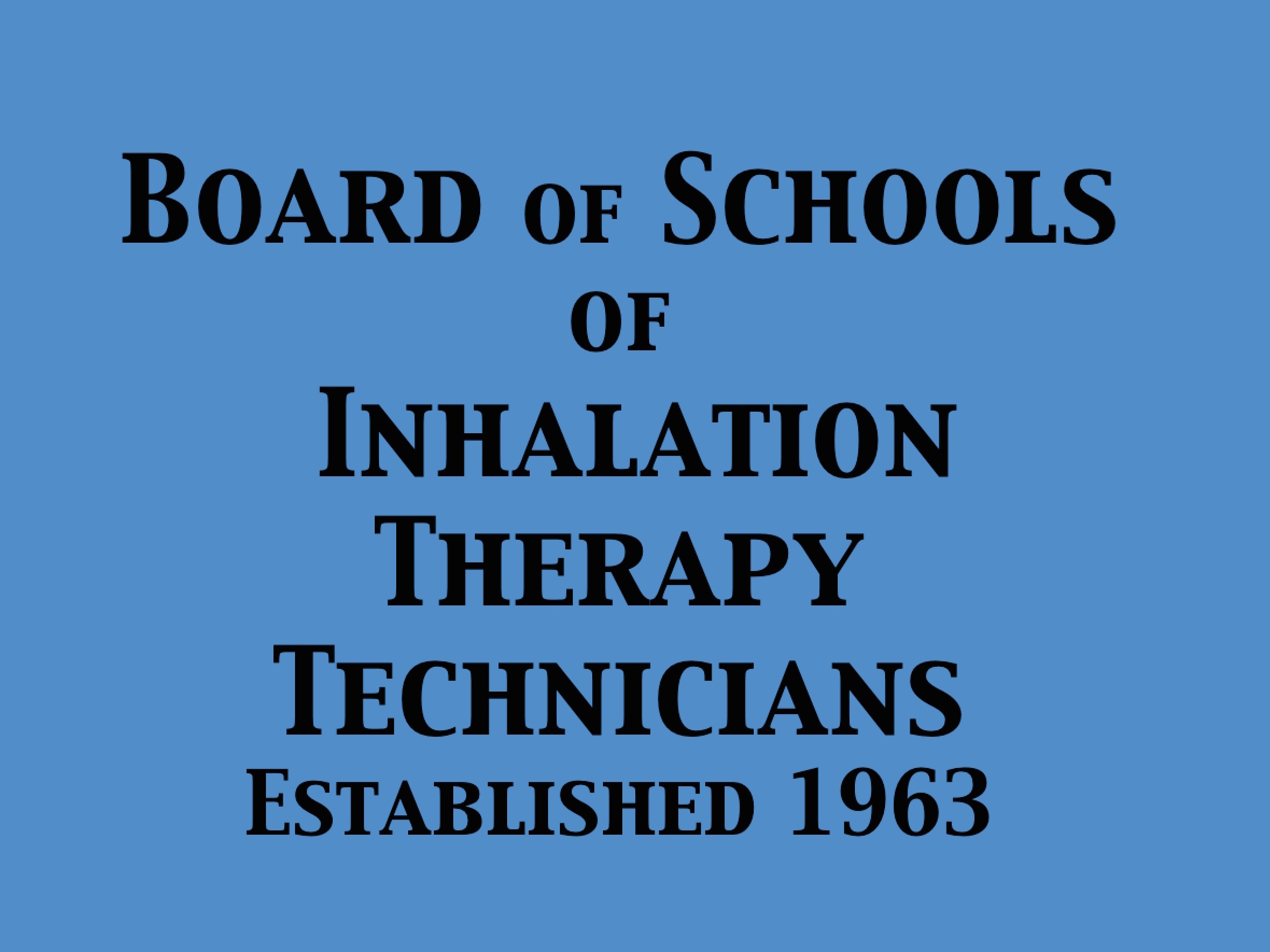 1963 Board of Schools Formed