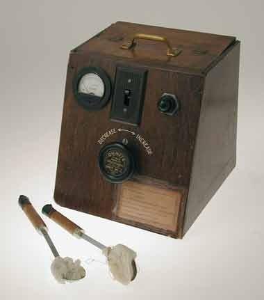 Claude Beck's Defibrillator