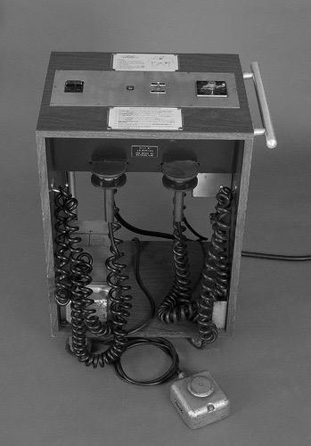 late 1950s Defibrillator