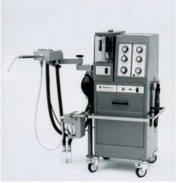 1955 Draeger Spiromat