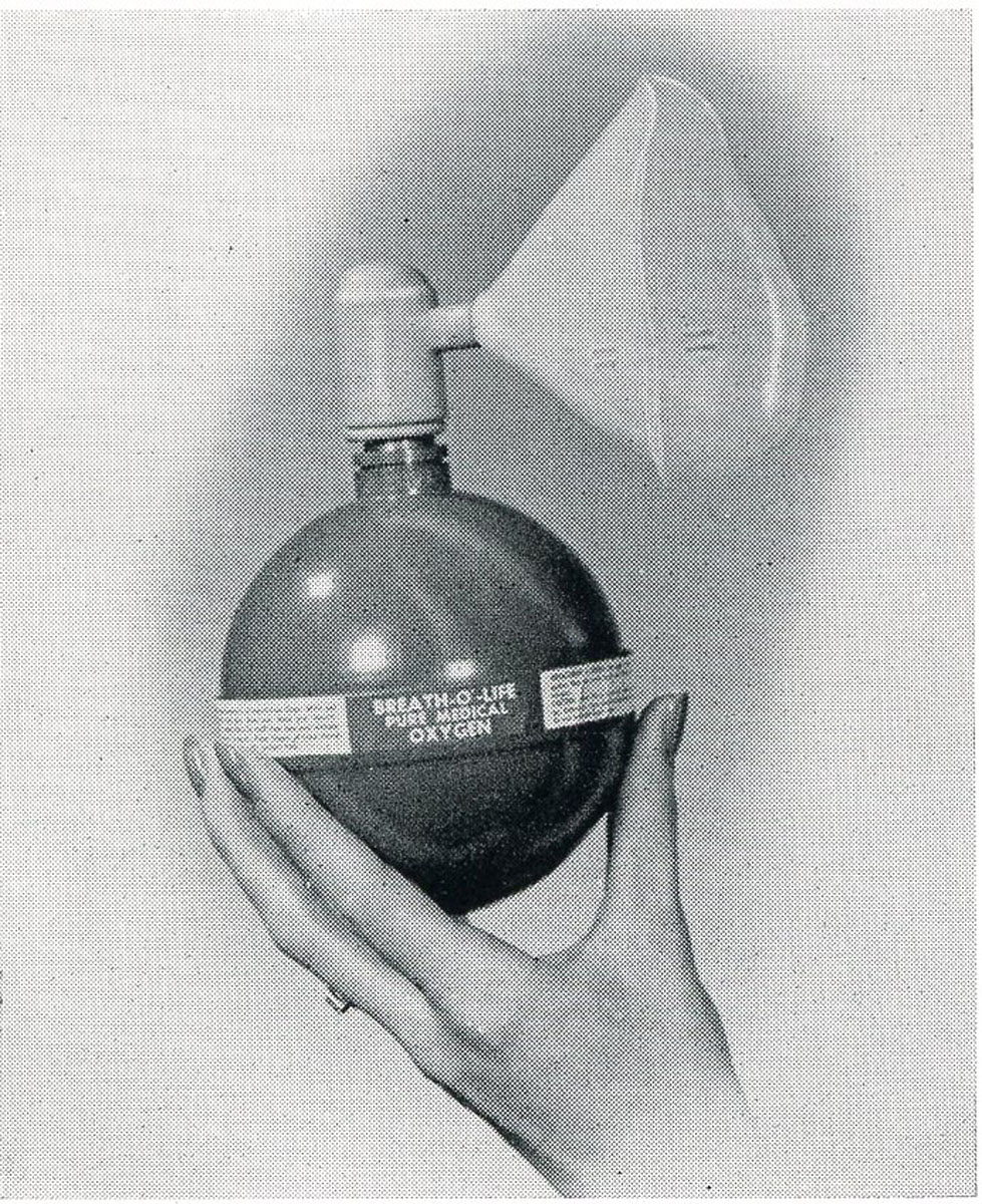 1960s Breath-O2-Life