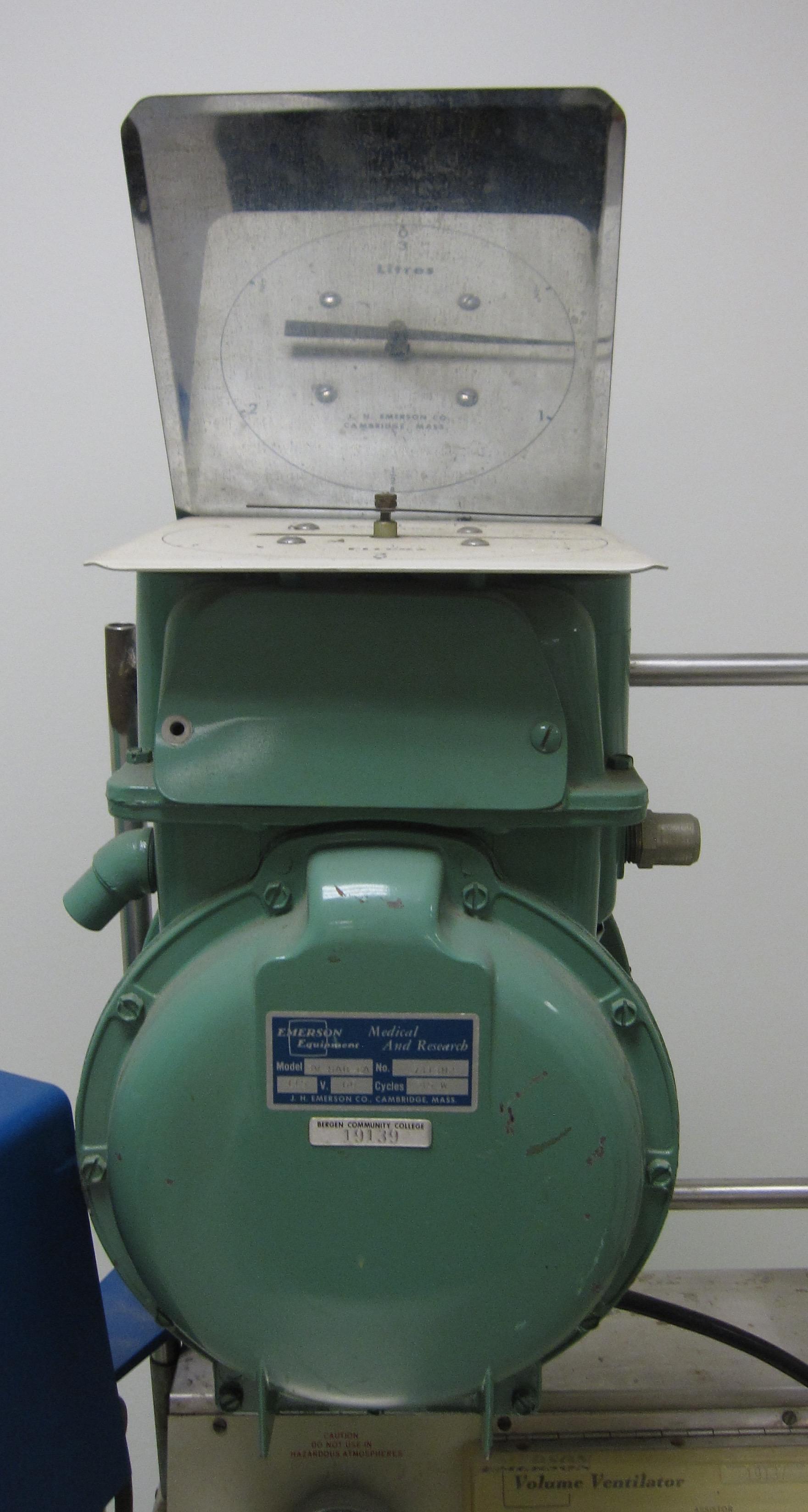 Emerson Spirometer