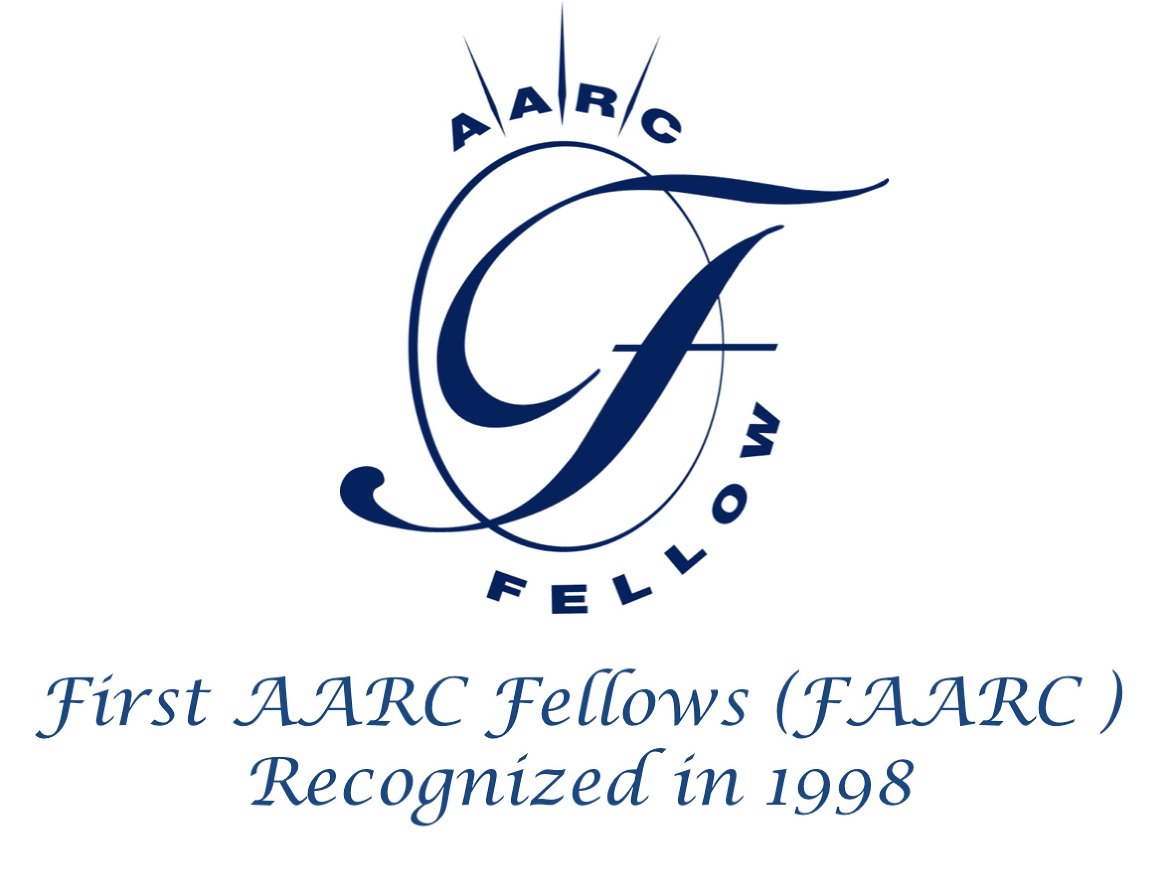 1998 AARC Fellows (FAARC)