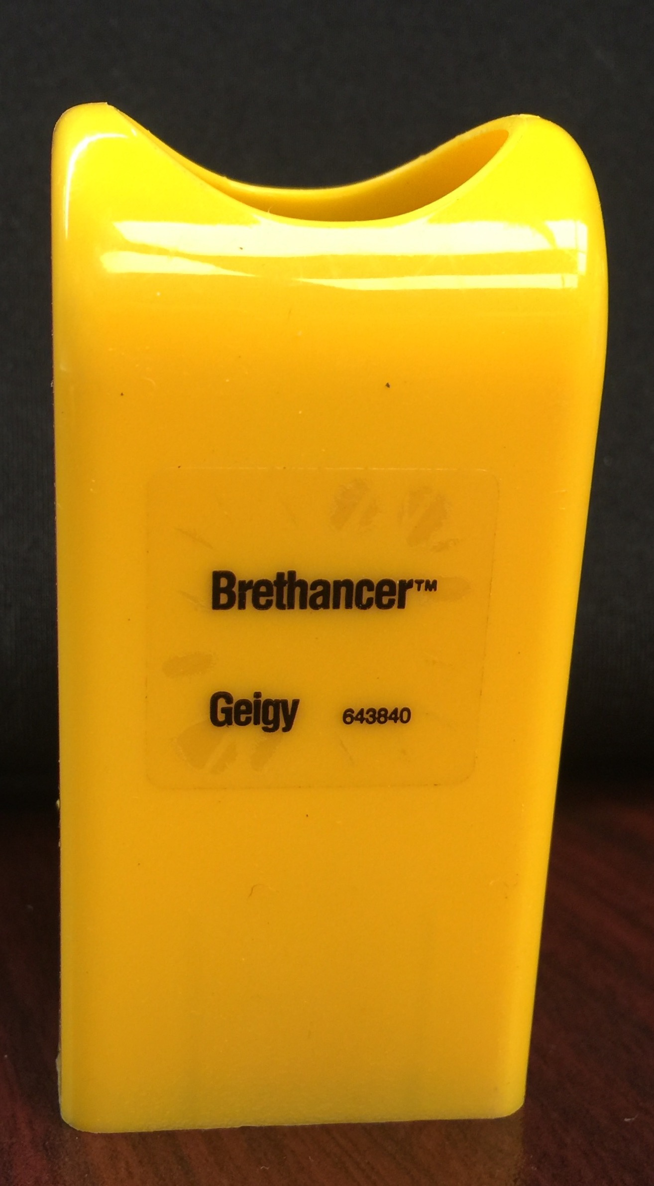 Brethancer spacer