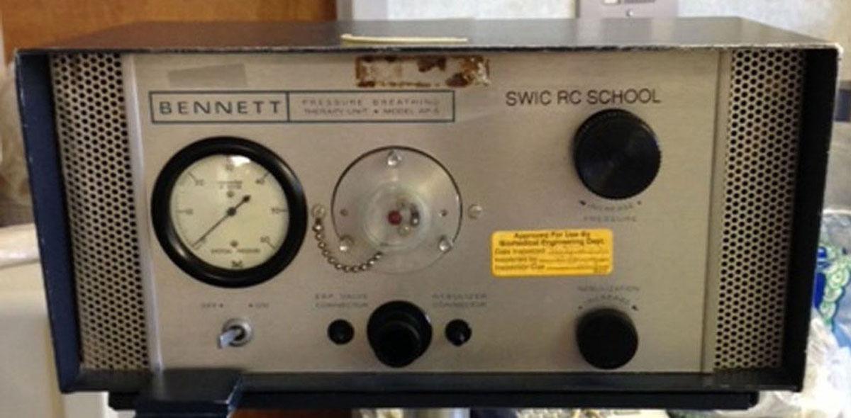 1960s Bennett AP-5