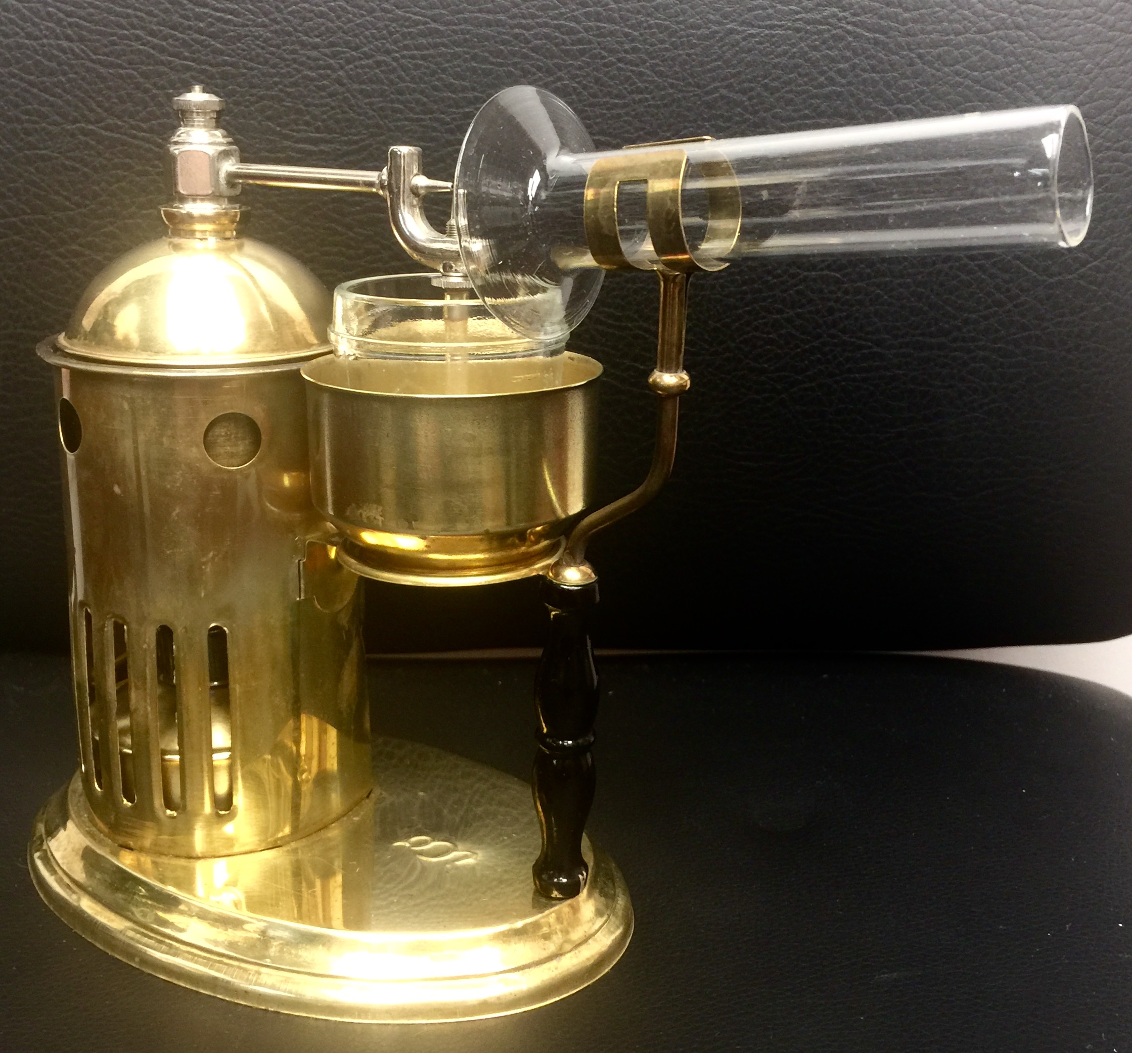 1920s Steam Inhaler