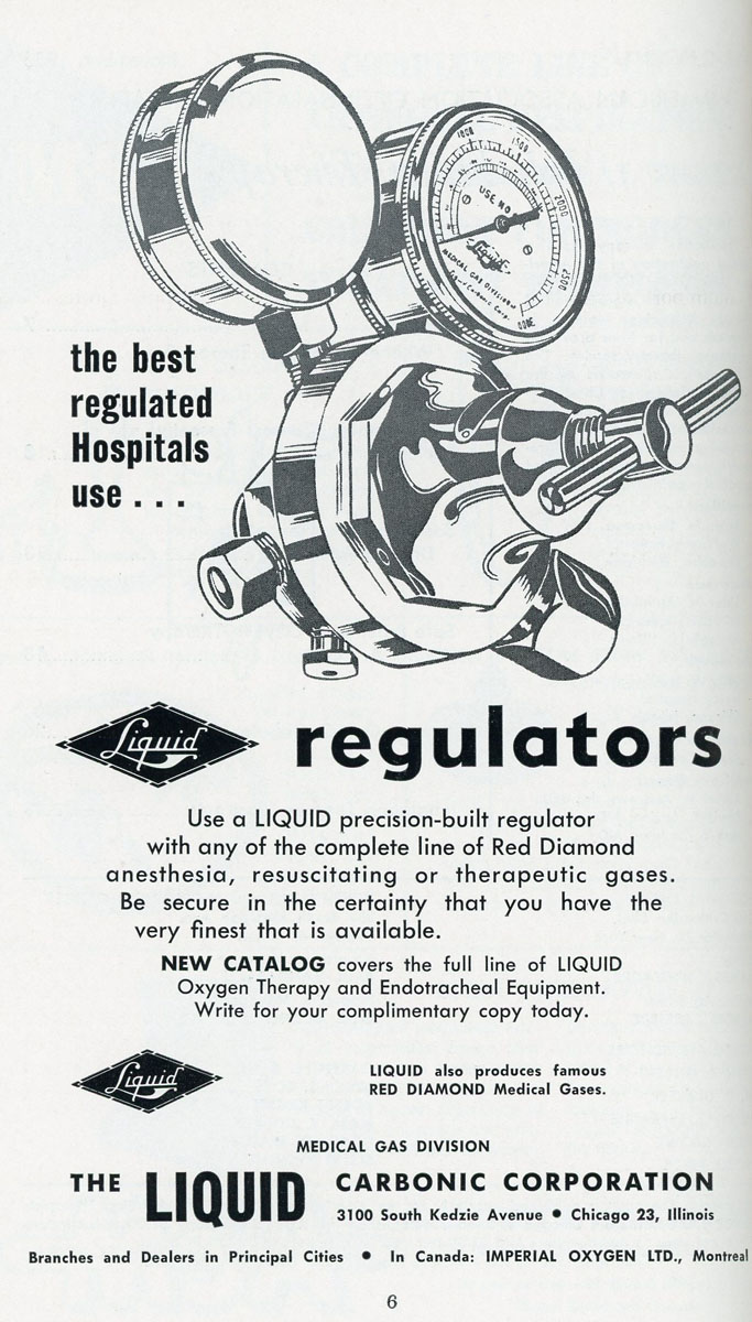 1950s Regulator