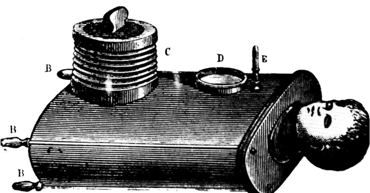 1854 Eugene Woillez, Spirophore