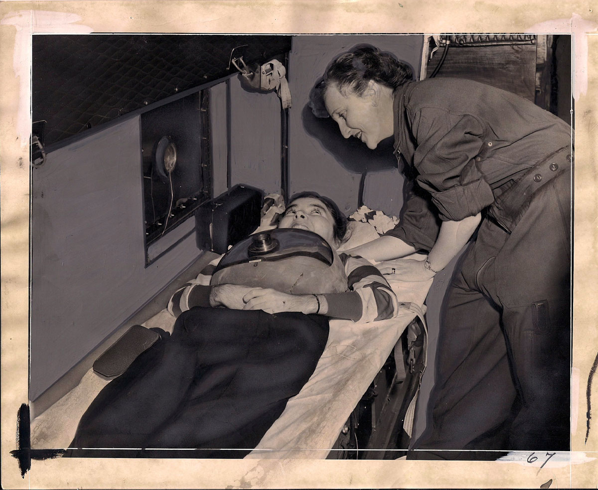 1940s Cuirass
