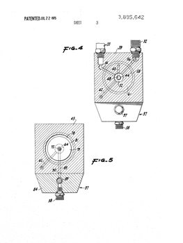 1975 Bird Blender Patent