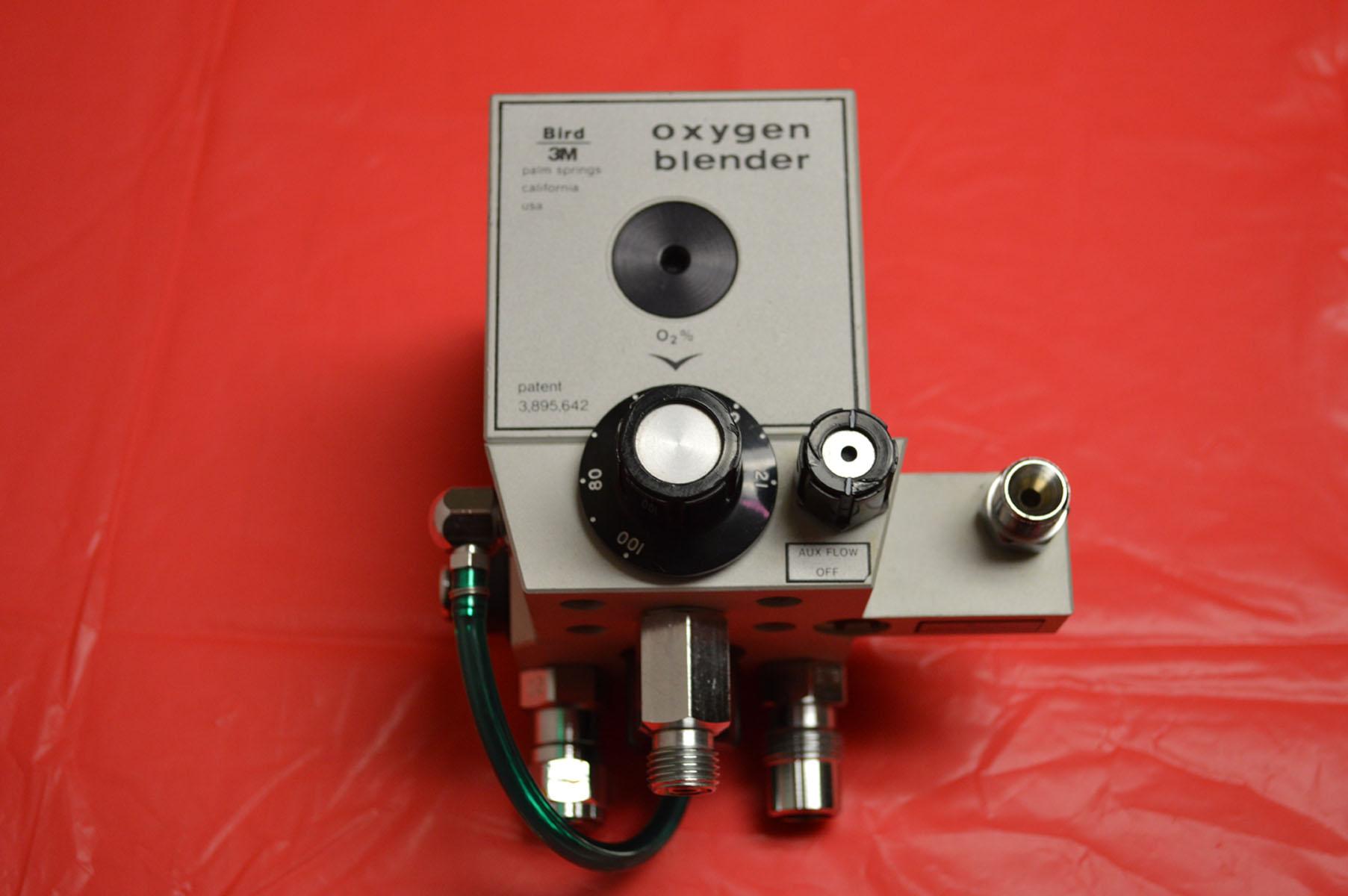 1980s Bird Oxygen Blender