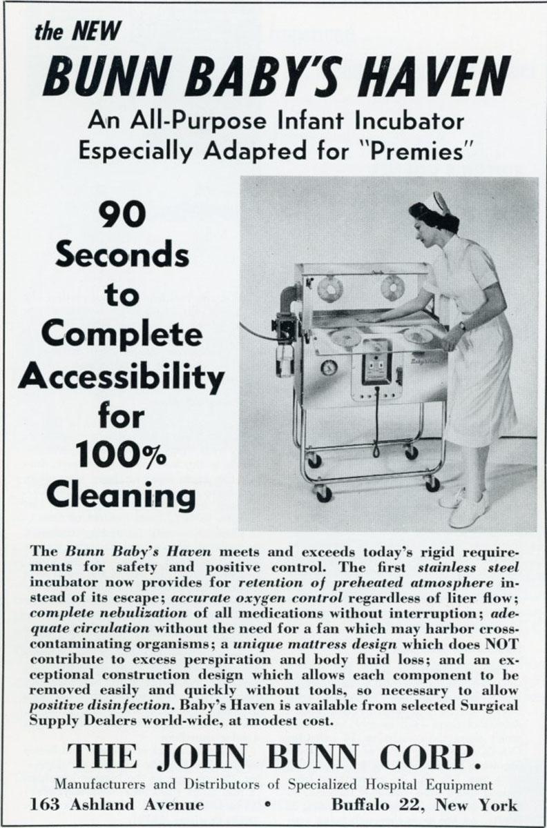 1950s Bunn Baby's Haven