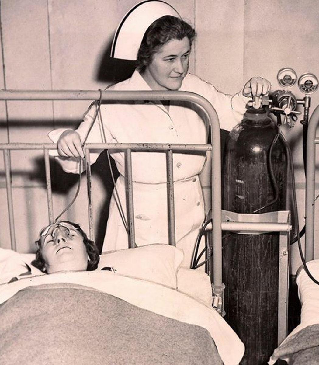 1940s Nasal Catheter