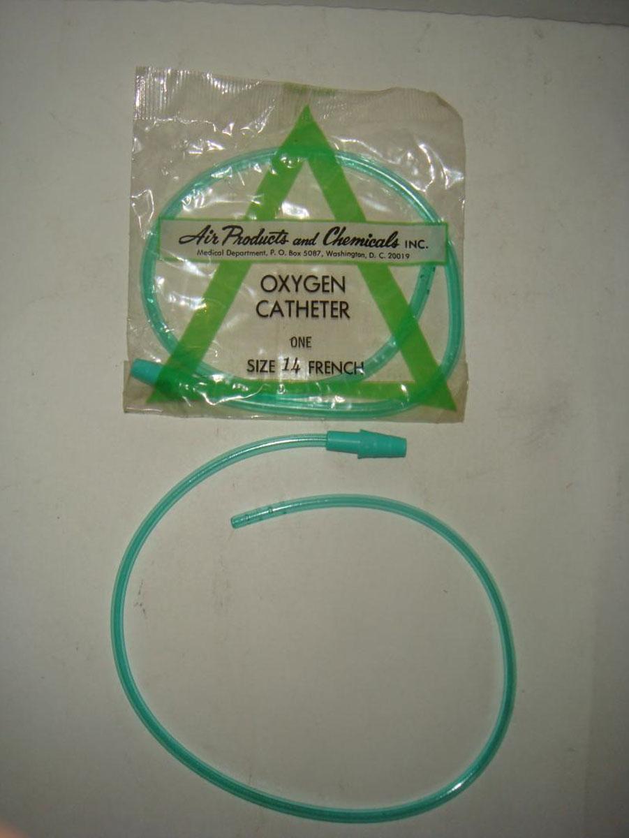 1970s Nasal Catheter