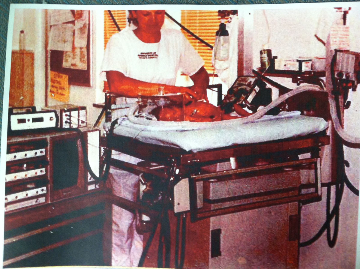 1995 Oxyhood Used in a Level II Nursery