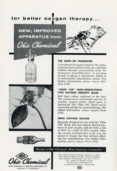 1950s Ohio Oxygen Diluter