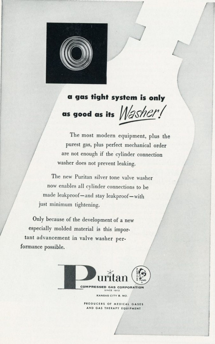 1960s Puritan Washer