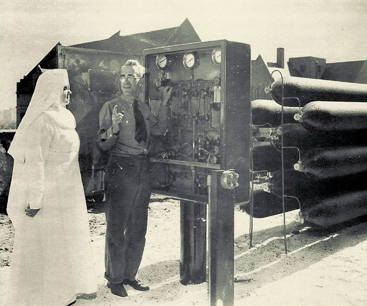 1951 Reviewing the Operation of the Bulk System