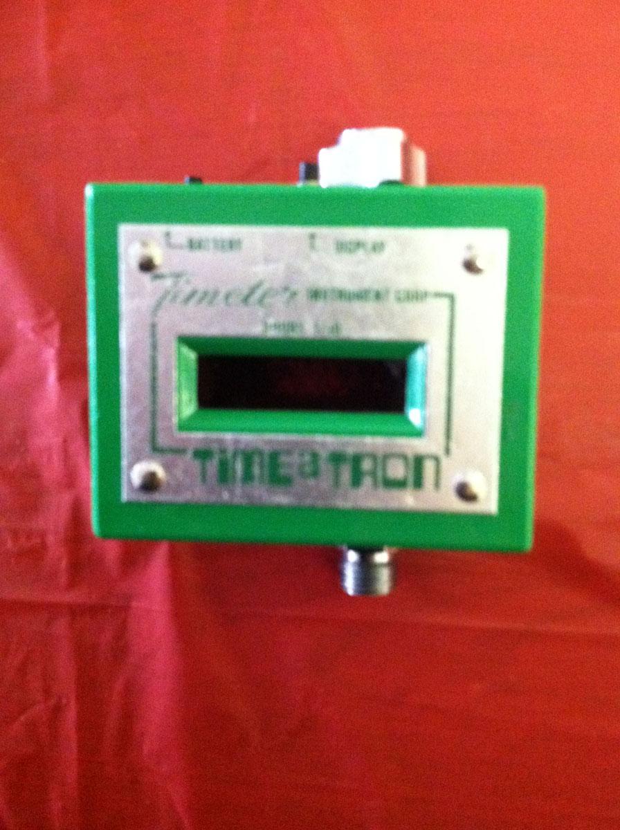 1980s Timemeter TimeaTron