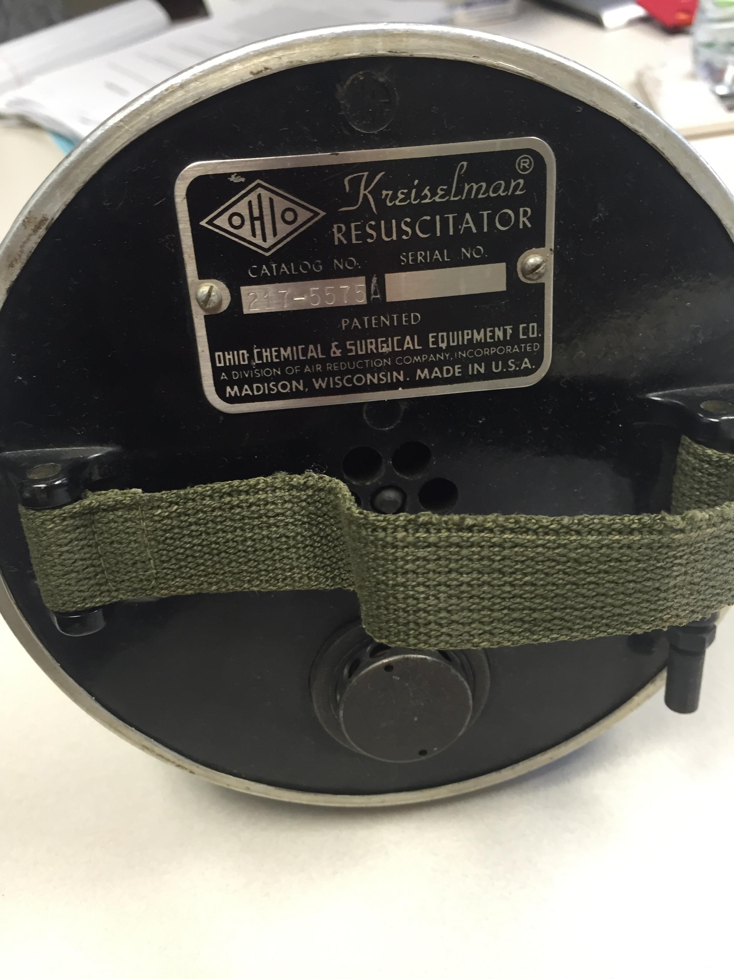 Kresielman Resuscitator