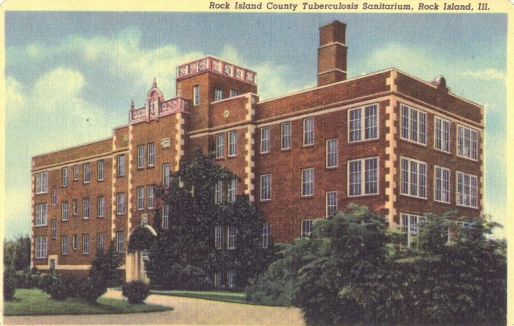 Rock Island County  (IL) TB San