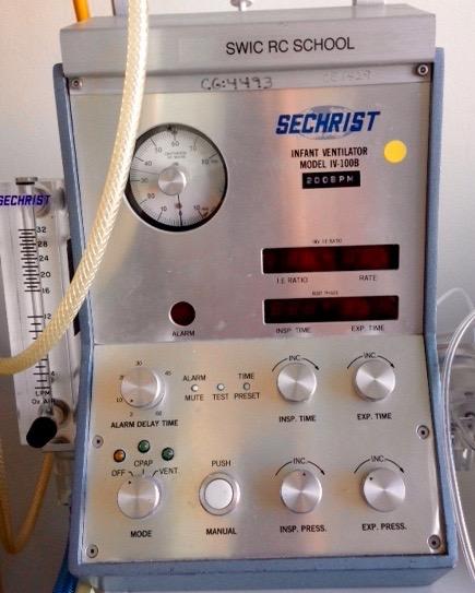 Sechrist IV-100B