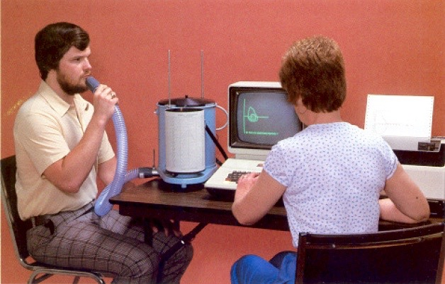 1980s Computerized Graphics