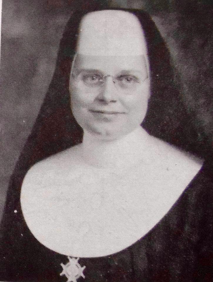 Sr. M. Yvonne Jenn, BS, RN, ARIT