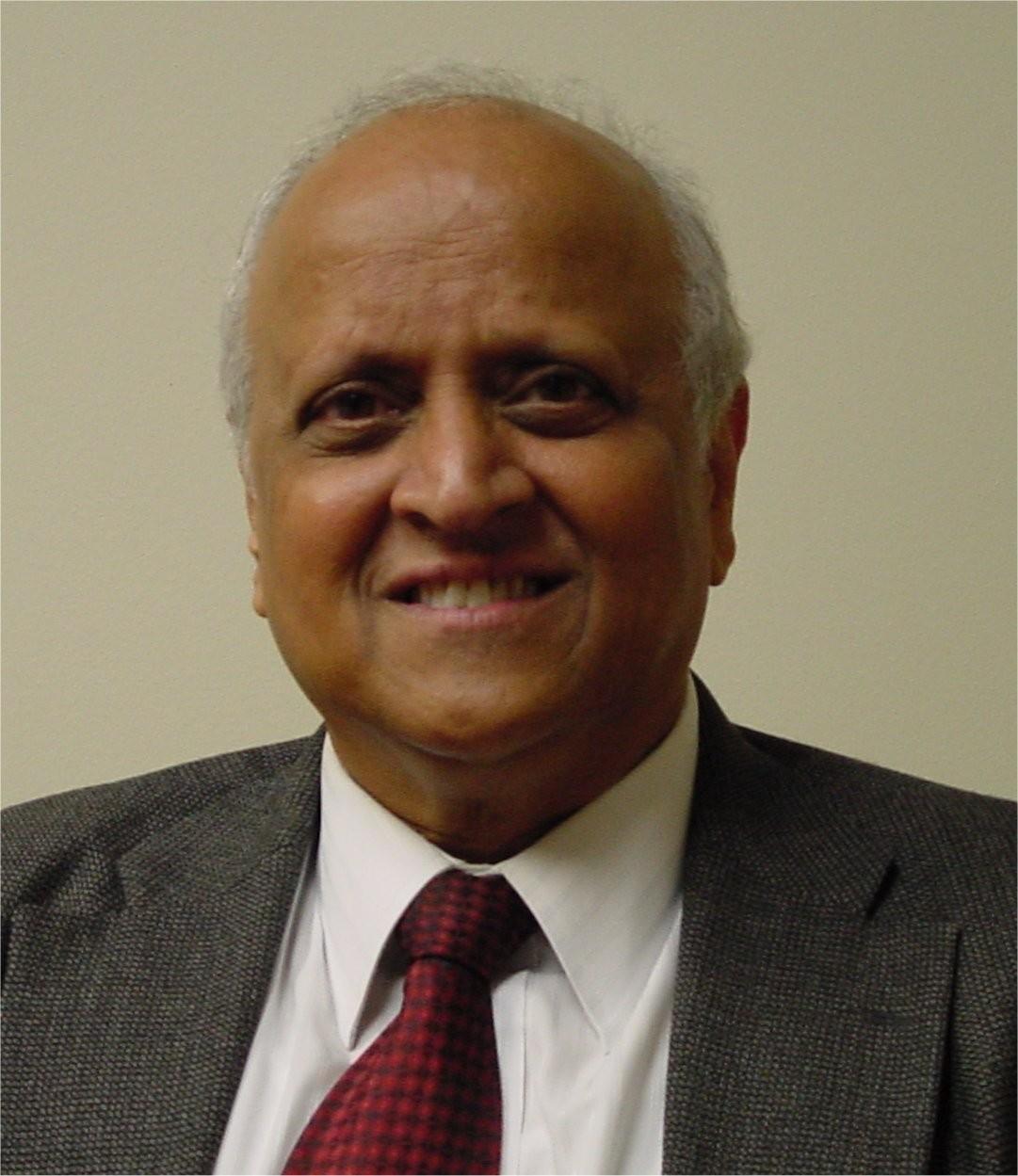 Vijay Deshpande, MS, RRT, FAARC