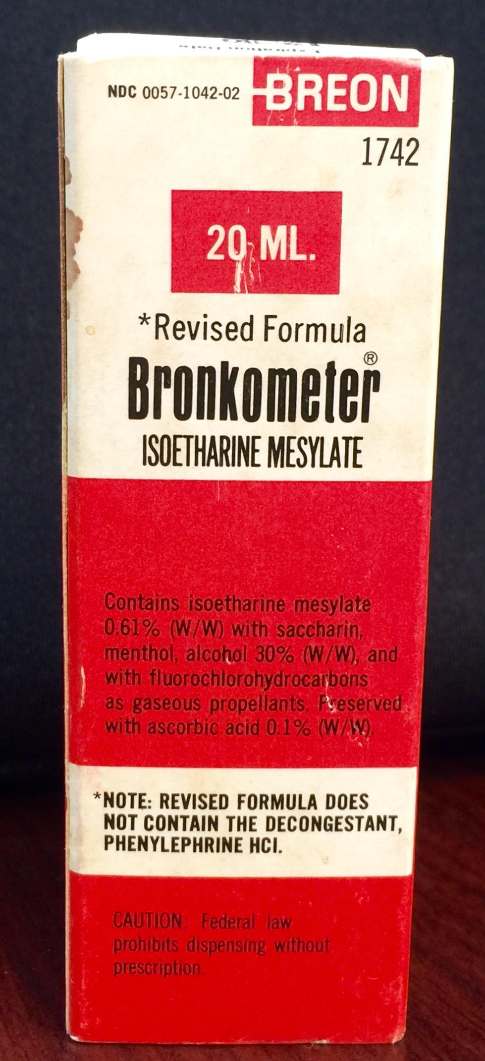 Bronkometer