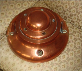 1940s Copper Room Humidifier