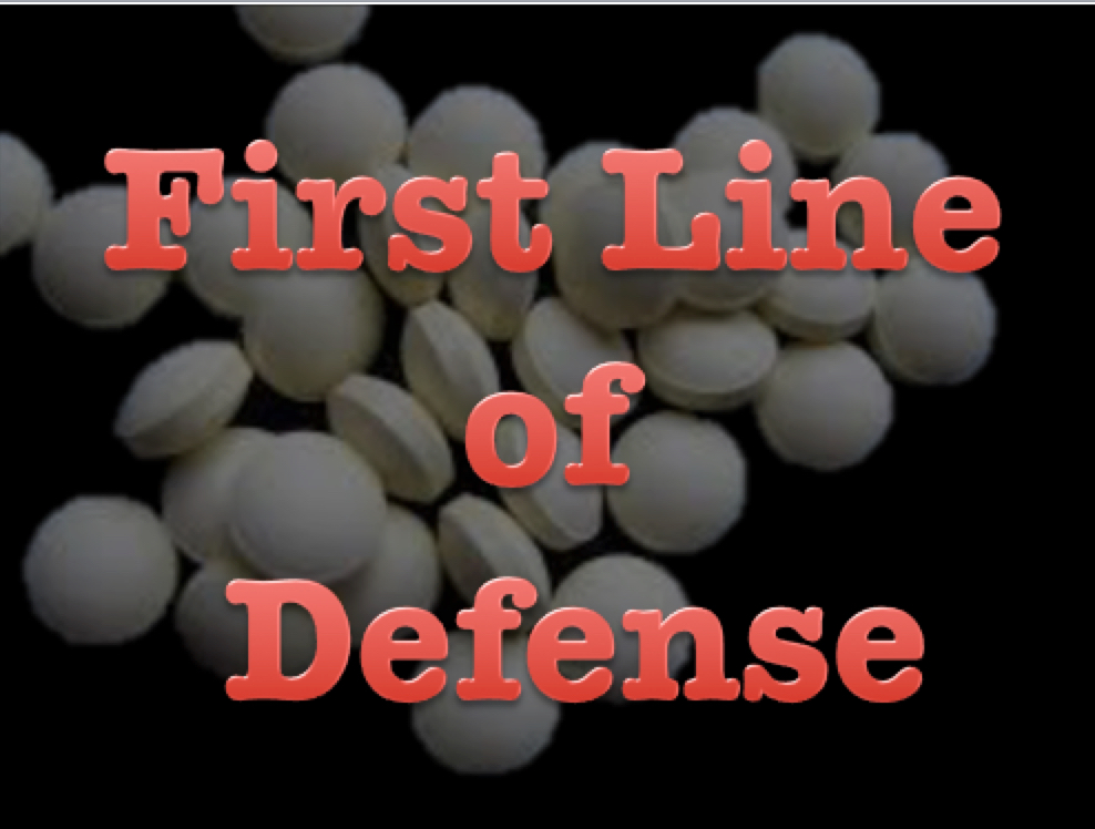 First Line of Defense