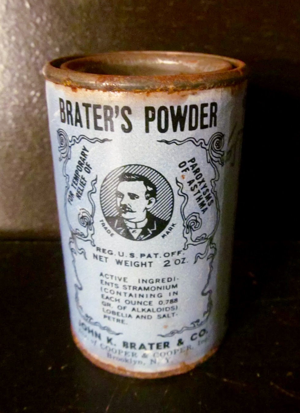 Brater's Powder