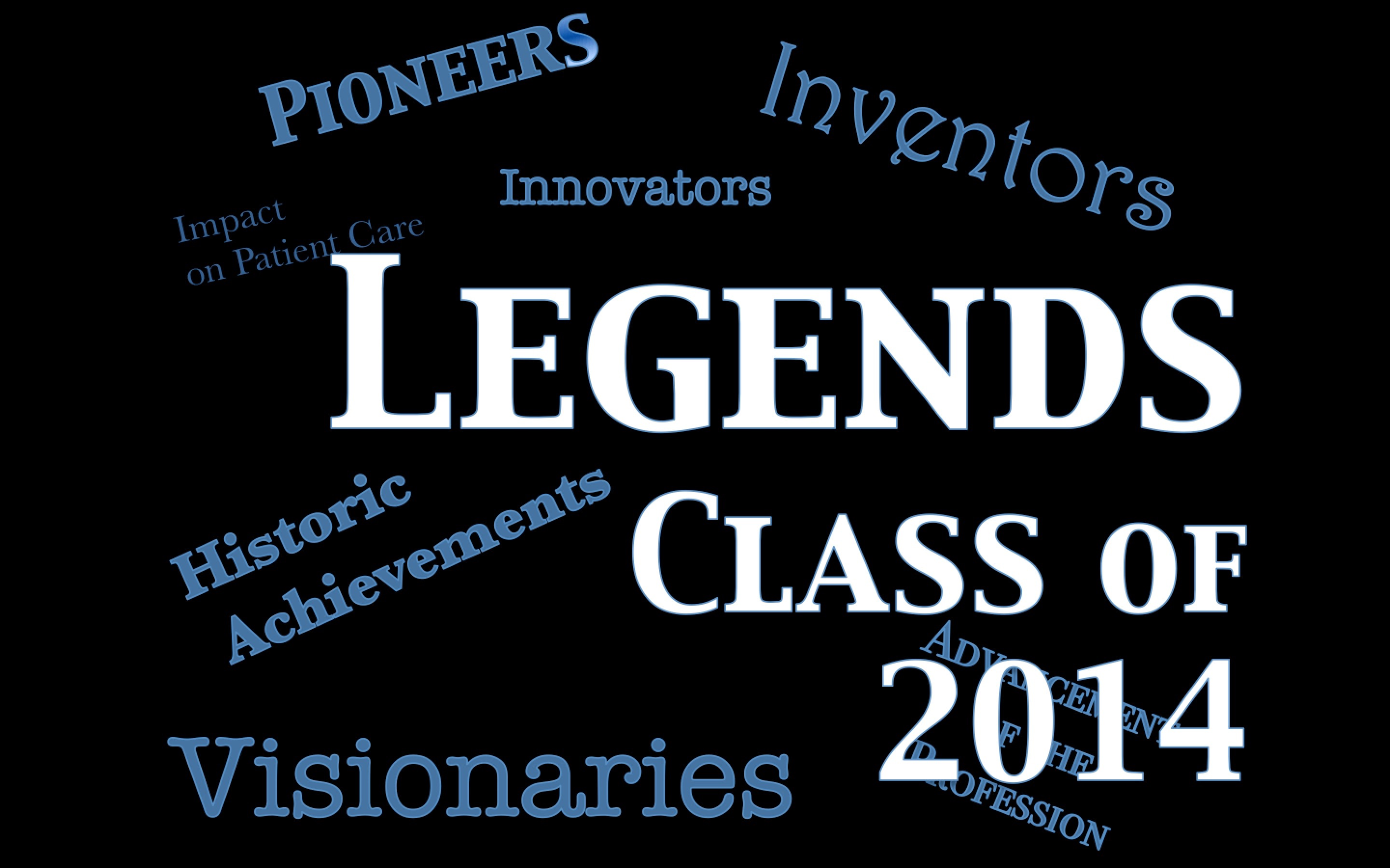 2014 Legends of Respiratory Care