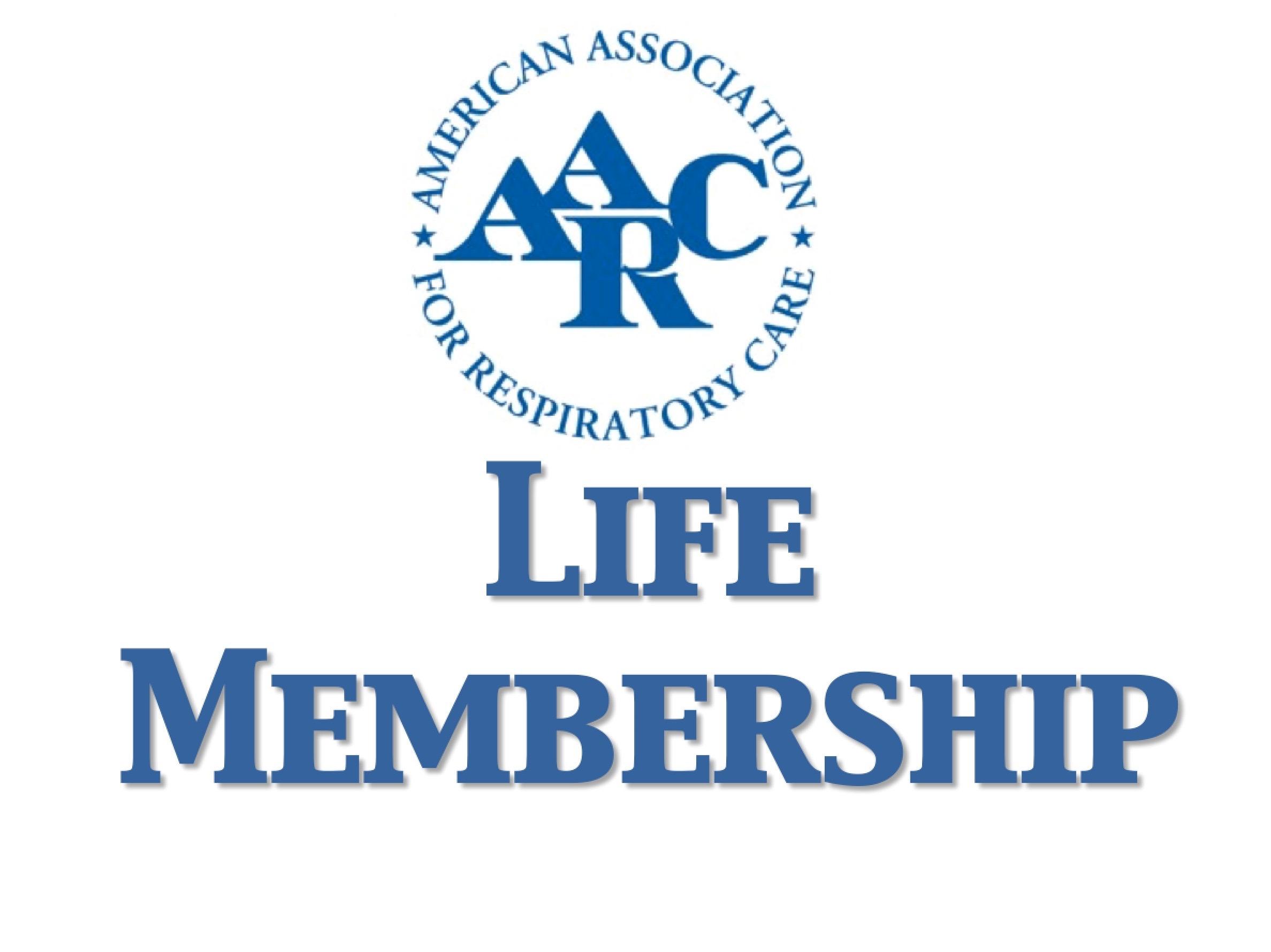 AARC Life Membership