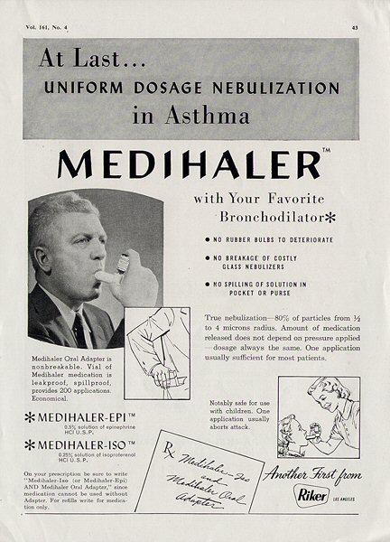 Medihaler ad
