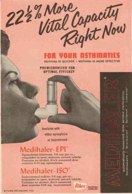 1955 MDIs Introduced
